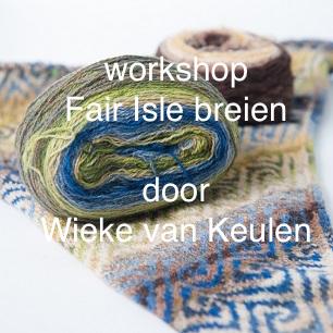Workshop Fair Isle Breien Echtstudio