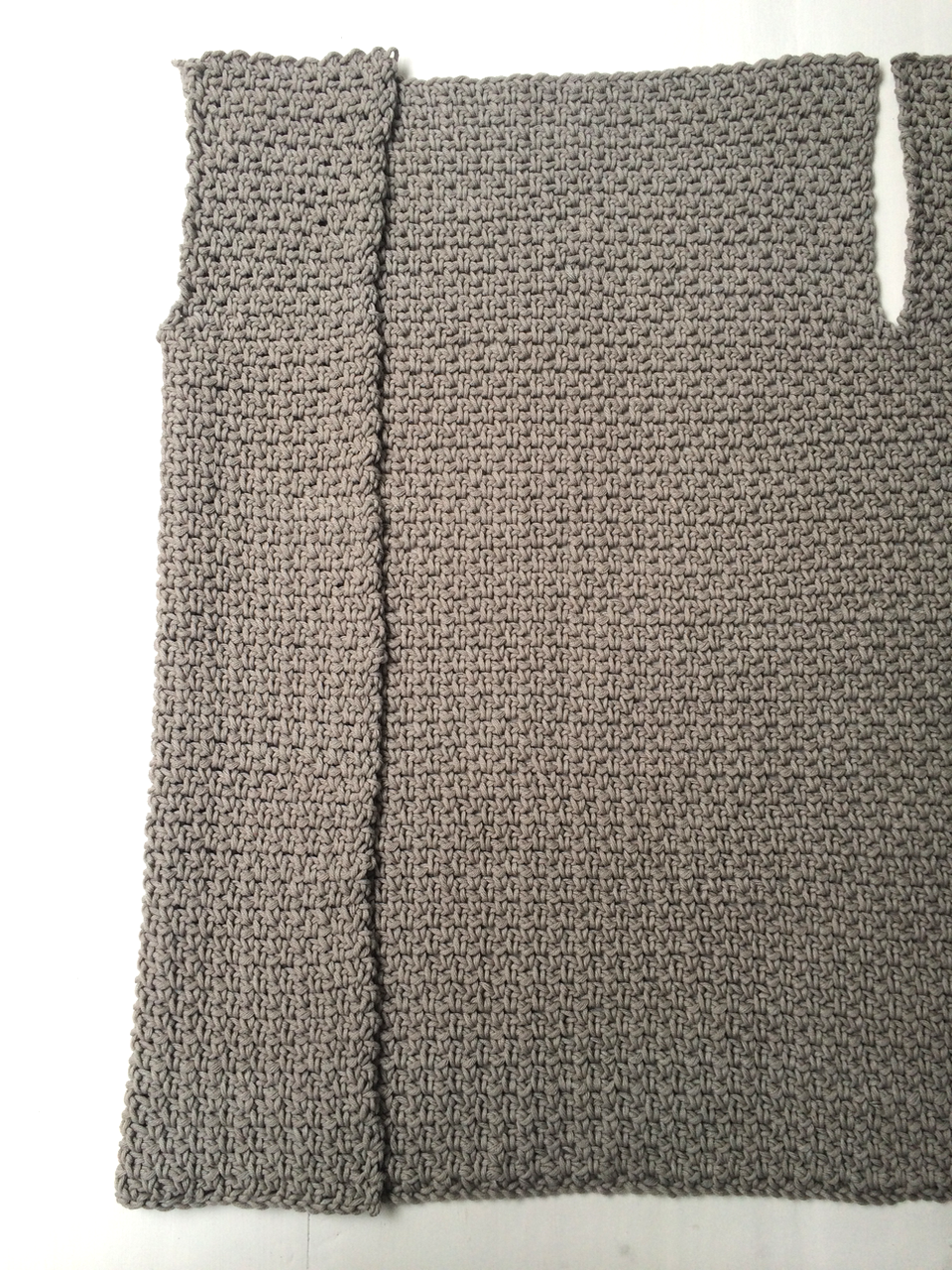 Een Vest In De Weefsteek Echtstudio