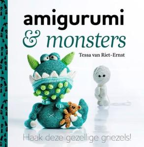 cover amigurumi monsters