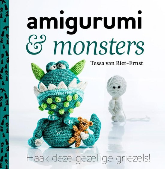 cover amigurumi monsters