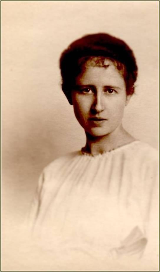 Tine Kilsdonk-Ummels, 30 maart 1897 - 25 januari 2001