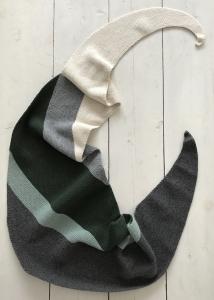 marielle sjaal groen
