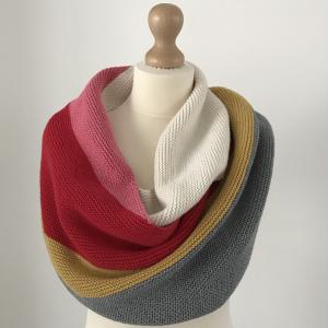 marielle sjaal rood_3