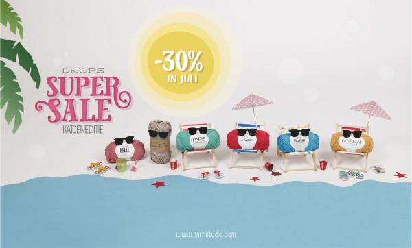 Drops Super Sale Katoen Editie Echtstudio
