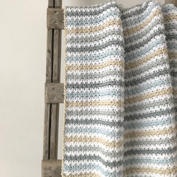 Baby Beach Blanket Haken Echtstudio