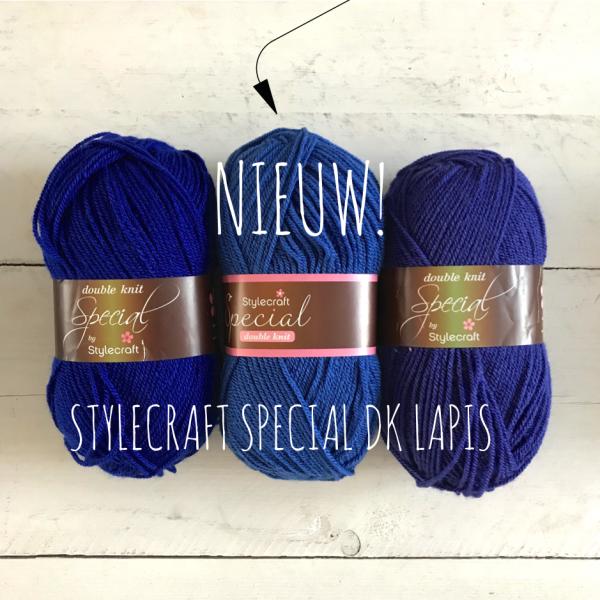 nieuw stylecraft kleuren LAPIS