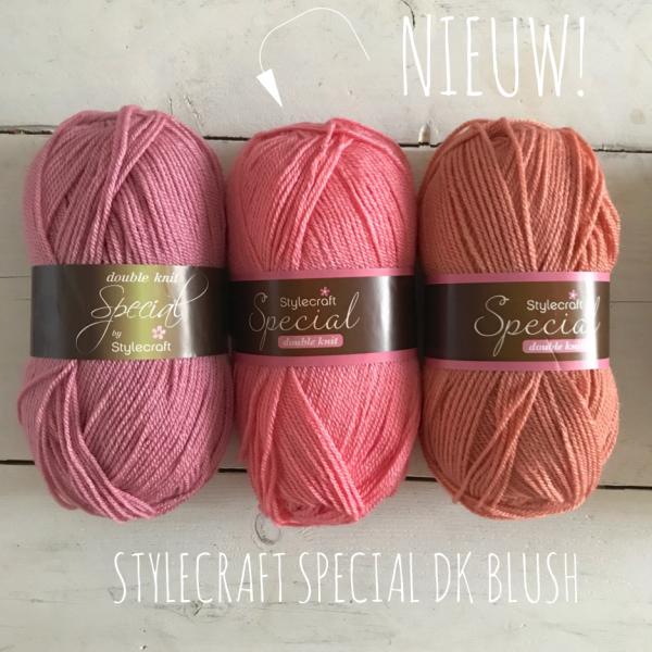 nieuw stylecraft kleuren blush