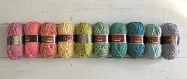 overzicht nieuwe kleuren stylecraft lincoln en blush