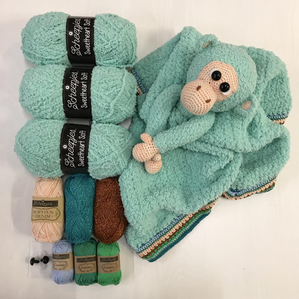 haakpakket_aap_woolytoons_knuffeldekens