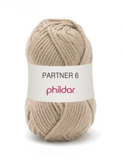 Phildar partner 6 002 Camel