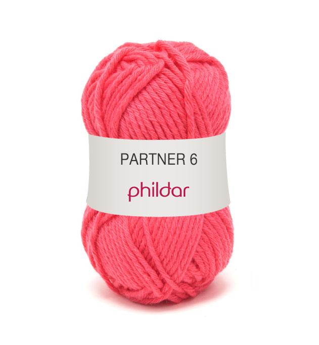 Phildar partner 6 037 grenadine