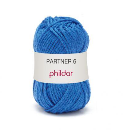 Phildar partner 6 043 bleuet