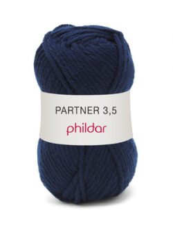 Phildar partner 3,5 056 marine