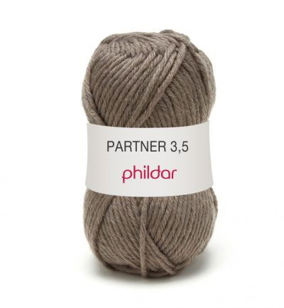 Phildar partner 3,5 135 renne