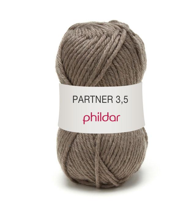 Phildar partner 3,5 135 renne