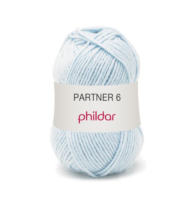 Phildar partner 6 207 ciel