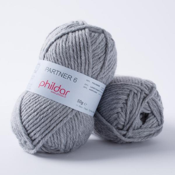 Phildar partner 6 028 acier-14134