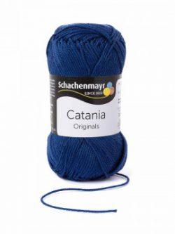 SMC Catania katoen 164 jeansblauw