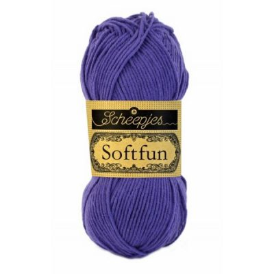 Scheepjes softfun 2463 paars