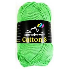 Scheepjes cotton 8 517 groen-787