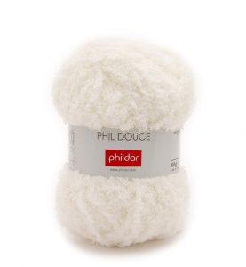 Phildar douce 32 ecru-601