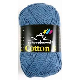 Scheepjes cotton 8 711 jeansblauw-788