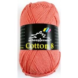 Scheepjes cotton 8 650 koraal-791