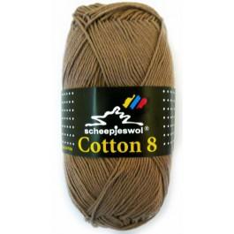 Scheepjes cotton 8 659 lichtbruin-796