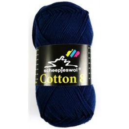 Scheepjes cotton 8 527 marineblauw-803