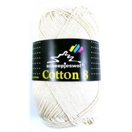 Scheepjes cotton 8 501 naturel-805