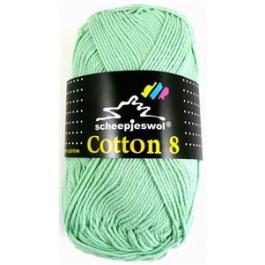 Scheepjes cotton 8 664 pastelgroen-809
