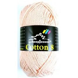 Scheepjes cotton 8 715 zalmroze-819