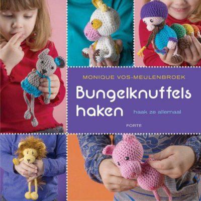 Boek Bungel knuffels haken-0