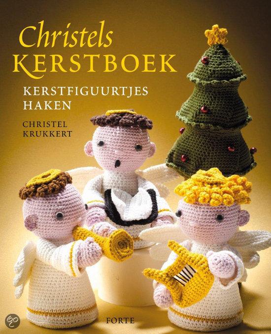 Boek Christel's kerstboek-0