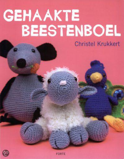 Boek Gehaakte beestenboel-0