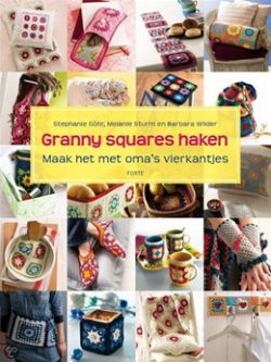 Boek Granny squares haken-0