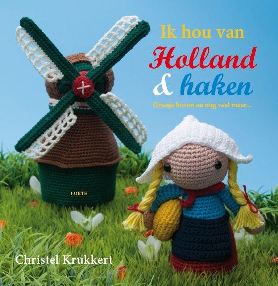 Boek ik hou van Holland en Haken-0