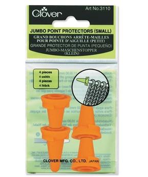 Clover Jumbo puntbeschermers (small) nr 3110-0