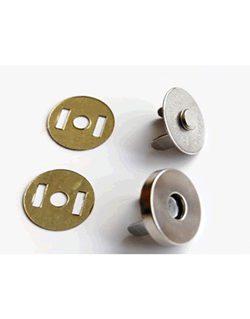 Magneetsluiting zilver-0