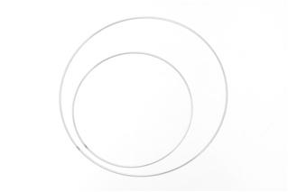 Metalen ring 10cm-0