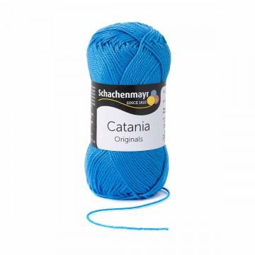 SMC Catania katoen 384 blue iris