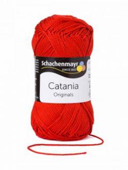 SMC Catania katoen 115 rood