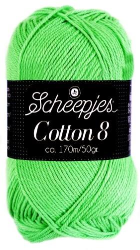 Scheepjes cotton 8 517 groen