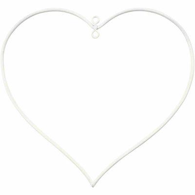 Metalen hart-0