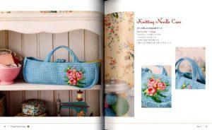 Boek Pretty color crochet part 2-1548