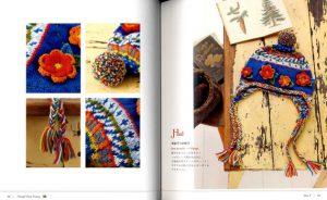 Boek Pretty color crochet part 2-1550