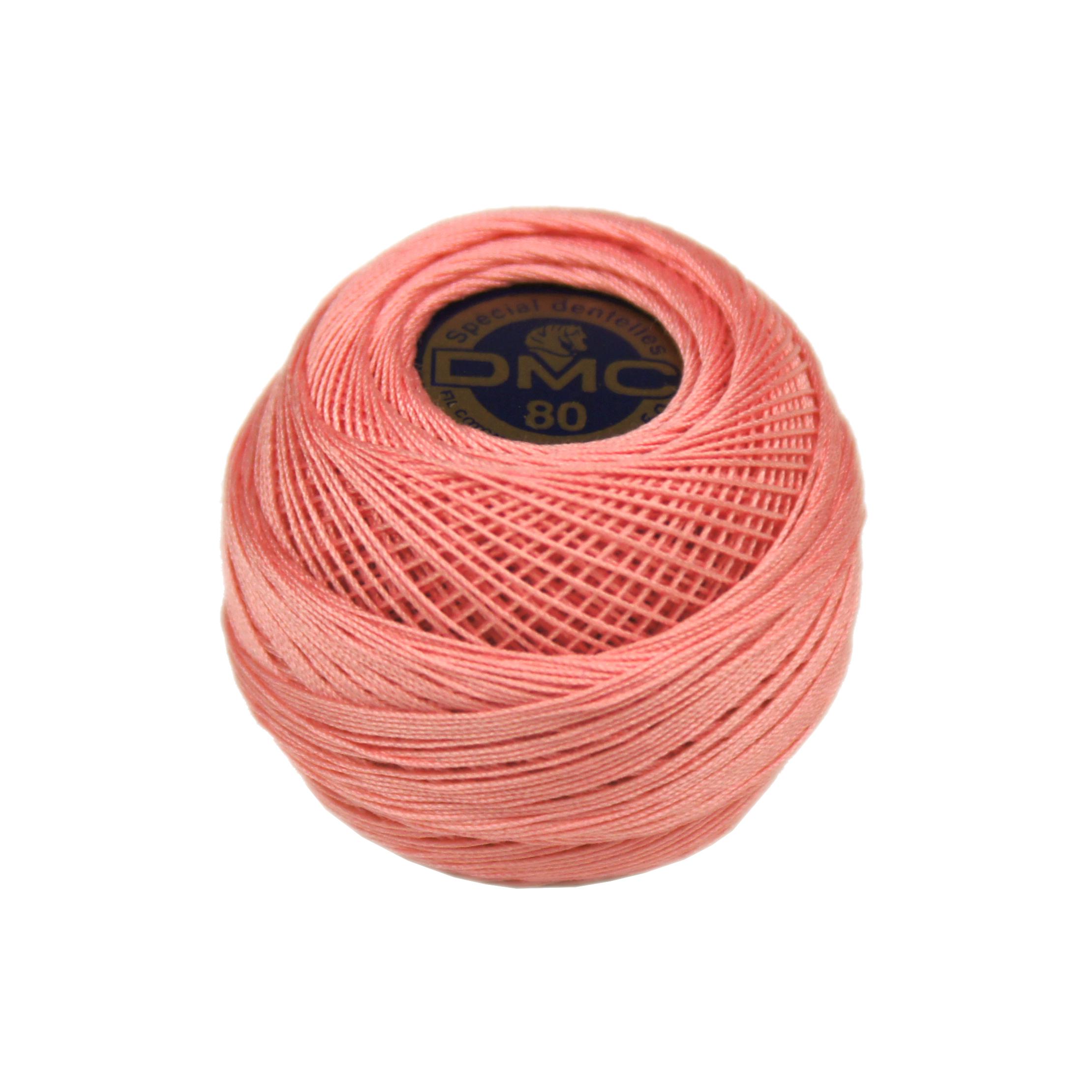 DMC Dentelles 3326 baby roze