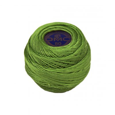 DMC Dentelles 3347 gras groen
