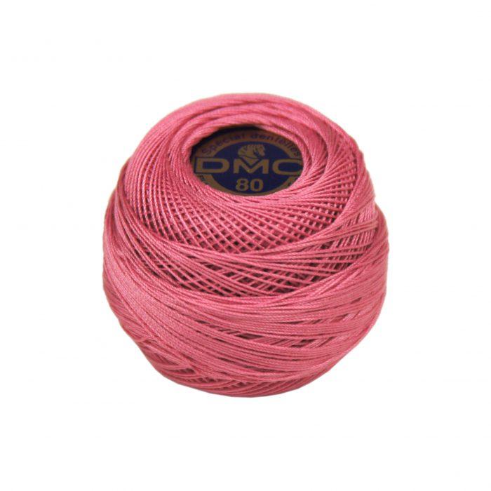 DMC Dentelles 3688 donker oud roze