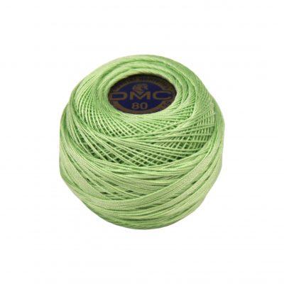DMC Dentelles 0369 licht linde groen